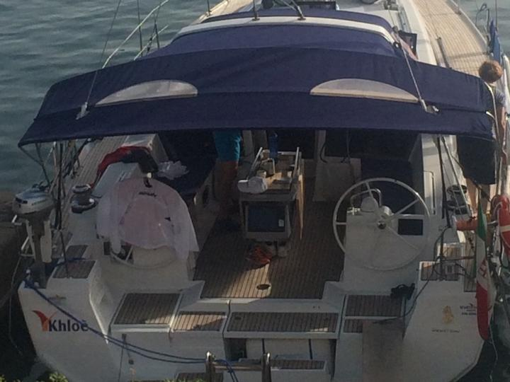 Sailboat rental in Salerno, Italy for up to 10 guests. Enjoy the glorious Amalfi Coast in Italy from the water and create a marvellous boat trip.