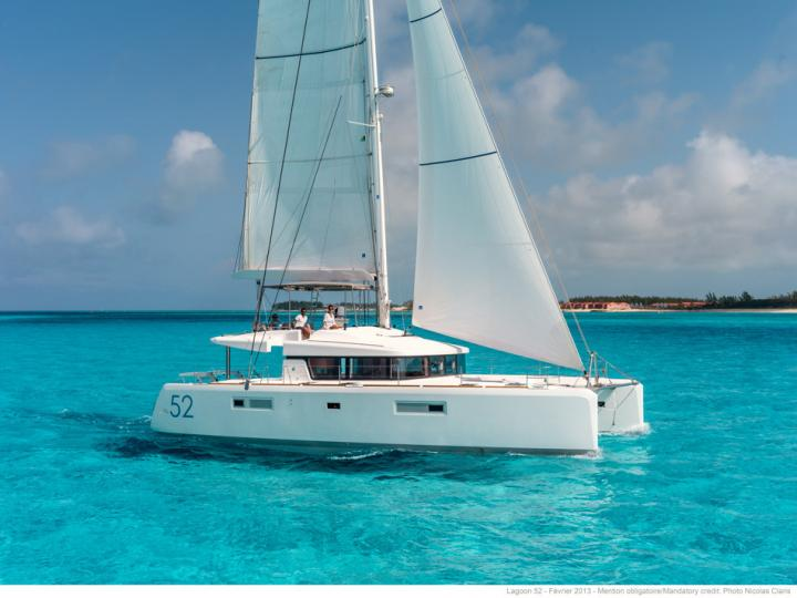 KETOUPA  - a 52ft boat for rent in Le Marin, Caribbean Netherlands. Enjoy a great boat charter for 12 guests.
