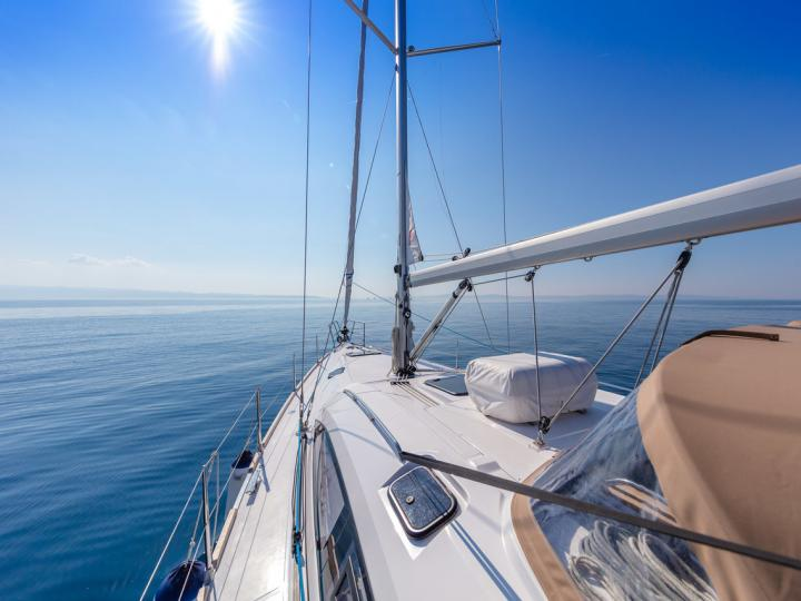 Charter a sail boat in Split, Croatia - a perfect vacation on a boat for up to 8 guests.
