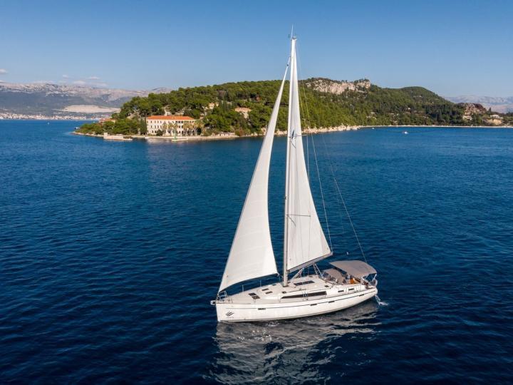 Top sailing boat rental in Split, Croatia.