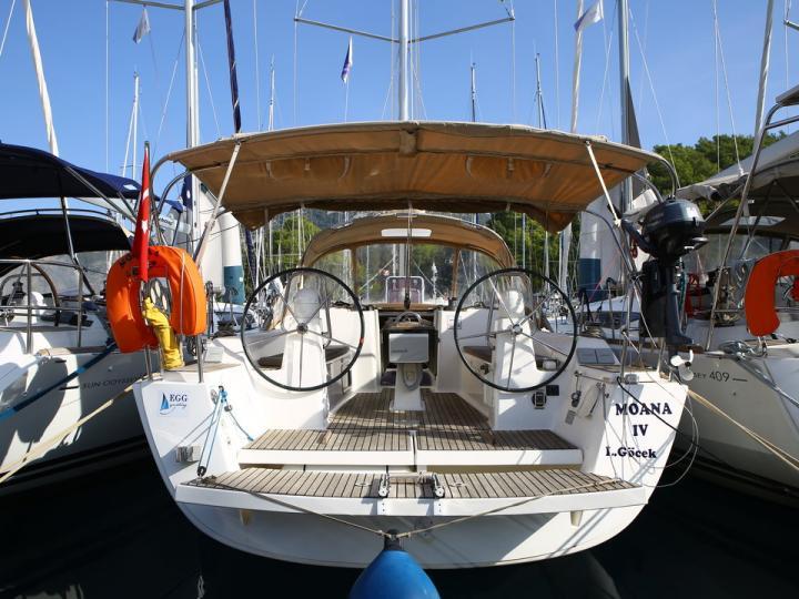 Boat for rent in Göcek, Turkey - Enjoy a great yacht charter!