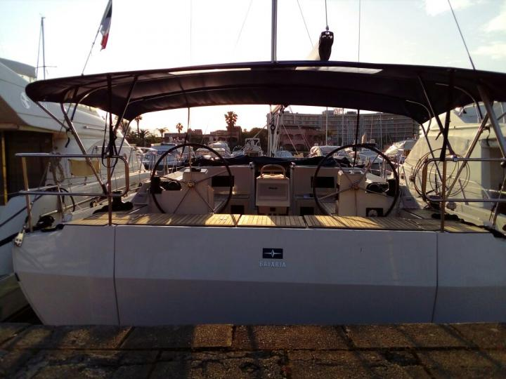 Rent a sail boat in Tonnarella, Italy - a perfect vacation on a boat for up to 8 guests.