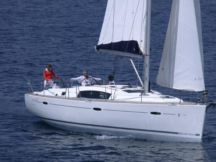 Rent a boat in Italy, Toscana coast, for up to 8 guests.