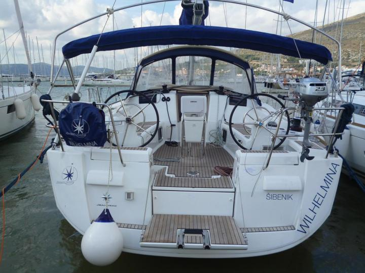 A great boat for rent in Split, Croatia - book a boat for up to 8 guests.