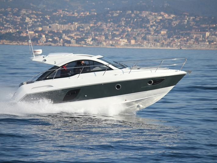 Rent a powerboat in Tivat, Montenegro - the Claire boat yacht charter.