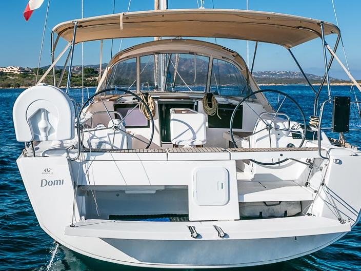Charter a sail boat in Portisco, Italy - a perfect vacation for up to 6 guests.