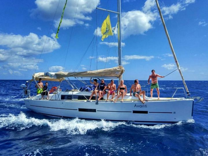 A great boat for rent - discover all Azores, Portugal aboard a sail boat.