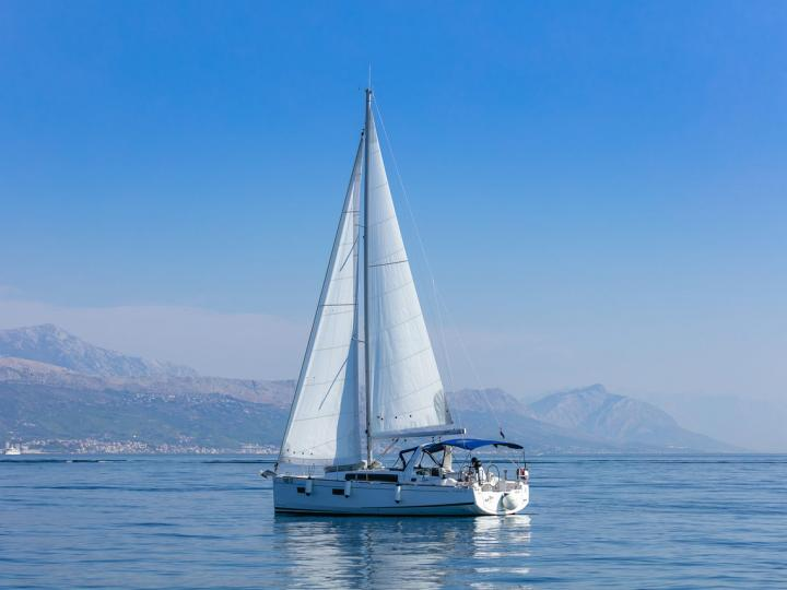 Sail Boat for rent in Split, Croatia. Enjoy a great yacht charter for 6 guests.