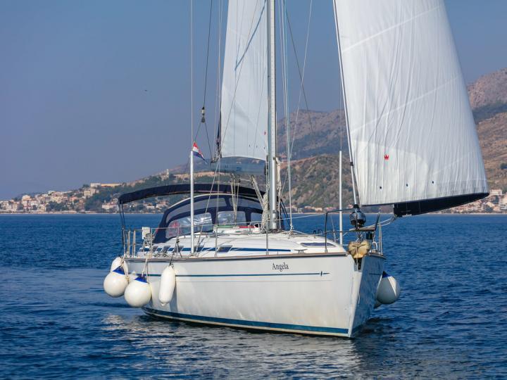 Explore Split, Croatia, on a rental sail boat.