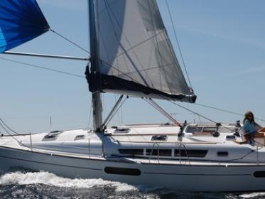 Boat rental in Göcek, Turkey for family or friends - rent a sailboat for up to 8 guests.