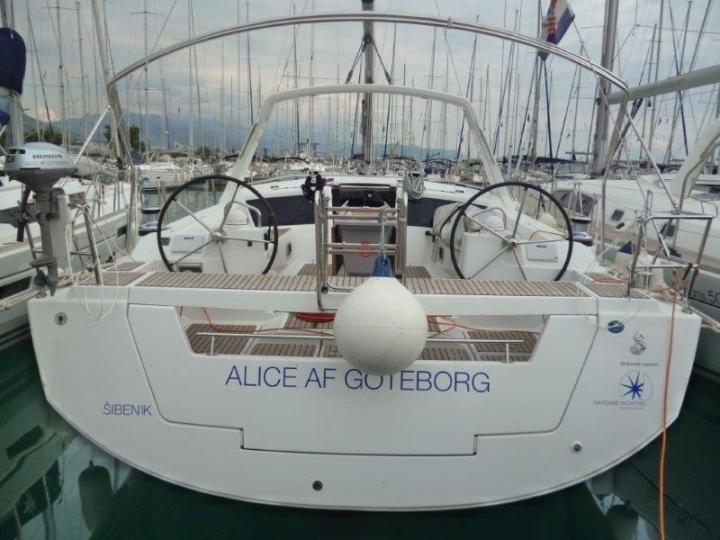 Sail on a yacht charter in Split, Croatia - rent a boat for up to 8 guests.