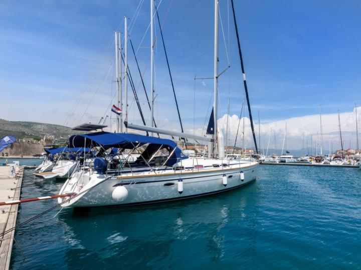 Yacht charter in Trogir, Croatia - discover the Adriatic on a boat for rent.