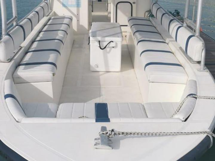Rent the Best boat for Fishing in ABU DHABI