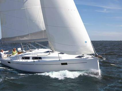 Private sail boat for rent in Scarlino, Italy, for up to 6 guests.