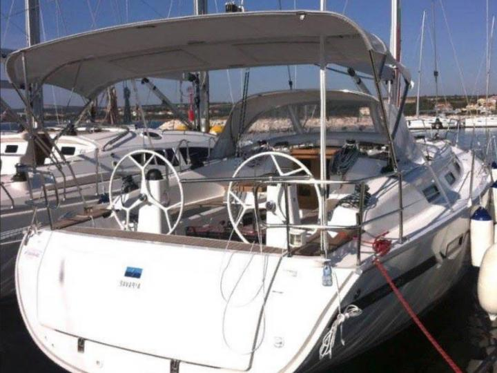Explore the waters around Split, Croatia, with rented sailing boat!
