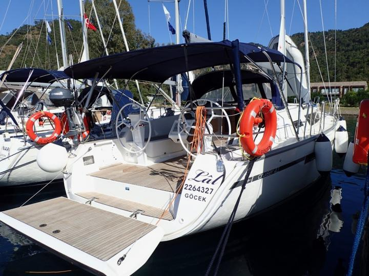 Rent a sail boat in Göcek, Turkey, and enjoy a boat trip like never before.