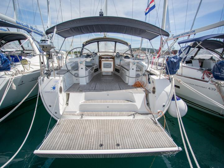 Sail on a rent-a-boat in Split region, Croatia - the ultimate vacation trip on a yacht charter.