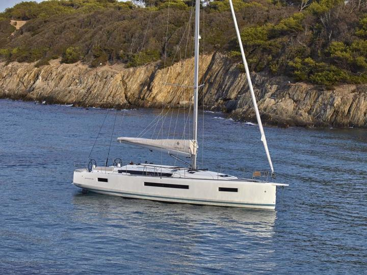 Boat rental in Göcek, Turkey for up to 6 guests - discover sailing on a yacht charter.