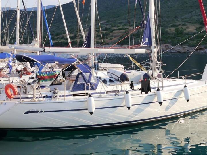 Rent a sail boat in Portimão, Portugal.