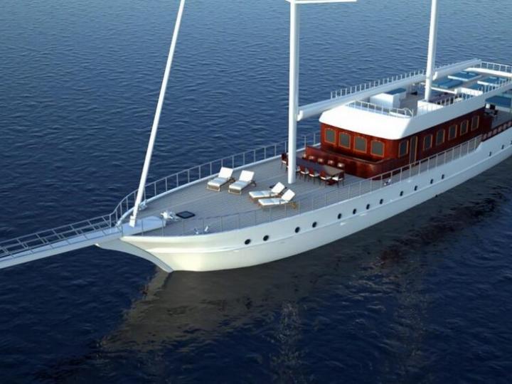 Ultra Luxury new Super Yacht 7 Cabins 16 Passenger