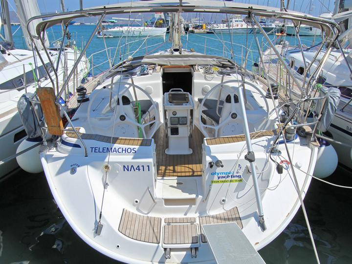 Rent a 46ft yacht charter in Lavrio, Greece for up to 8 guests.