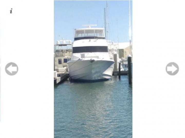 60ft amazing yacht