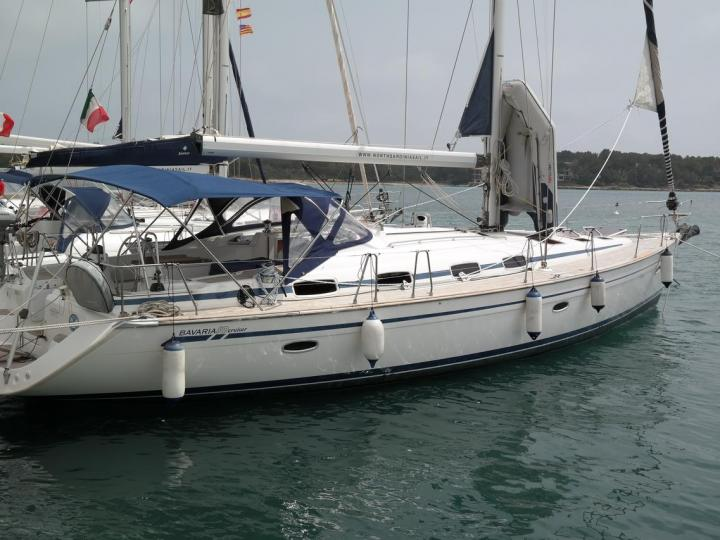 Amazing yacht charter in Portocolom, Spain - rent a boat for up to 10 guests.