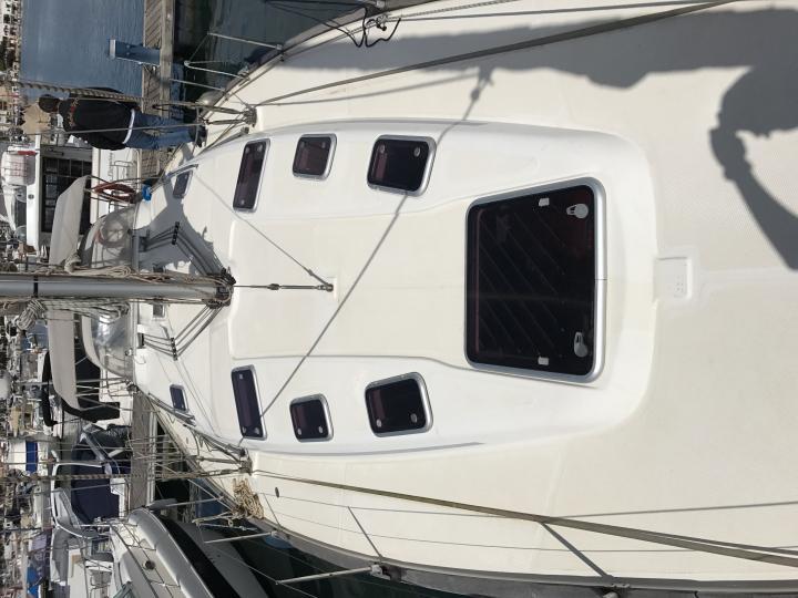 Yacht for charter - Ibiza, Spain