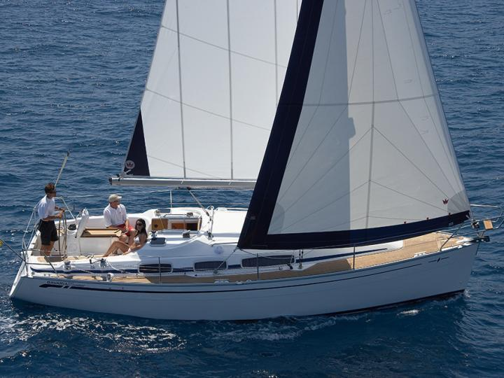 Affordable yacht charter in Salerno, Italy.