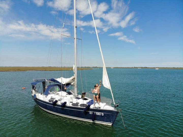 Sail in The Venice lagoon and Croatia