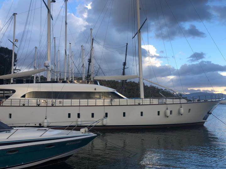 Ultra Super Luxury 6 Cabin Yacht in Turkety