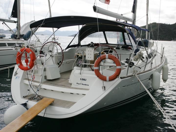 Göcek, Turkey boat rental - discover vacation on a boat for up to 8 guests.