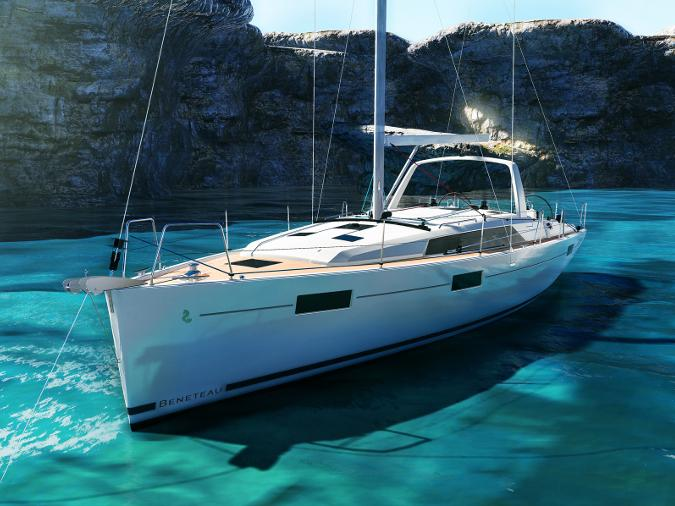 Sail around the Tuscan archipelago, Italy on a boat for rent.