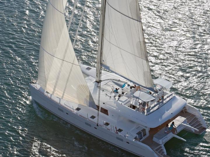 62 ft Catamaran charter in Palma de Mallorca, Spain