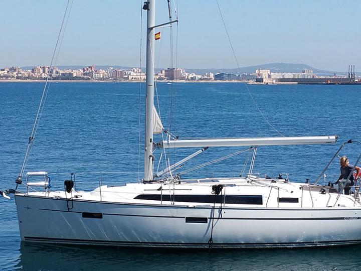Boat rental & yacht charter in Palma, Spain for up to 6 guests.