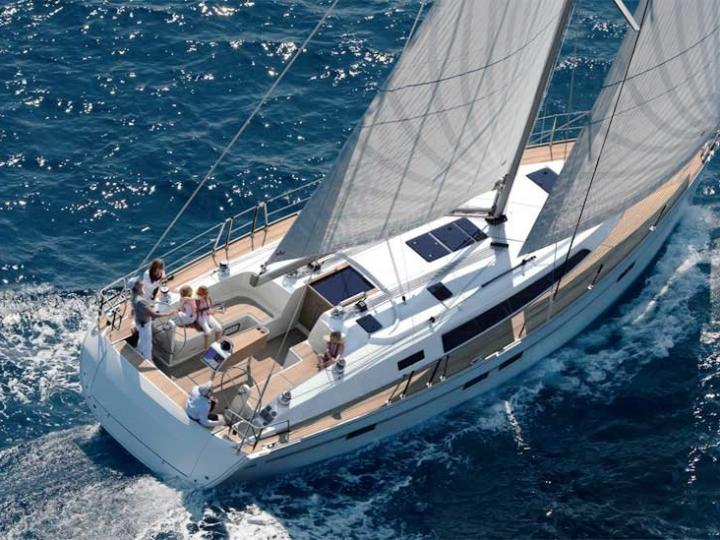 Discover sailing aboard the 47ft OPENOFFICE boat for rent in Trogir, Croatia.