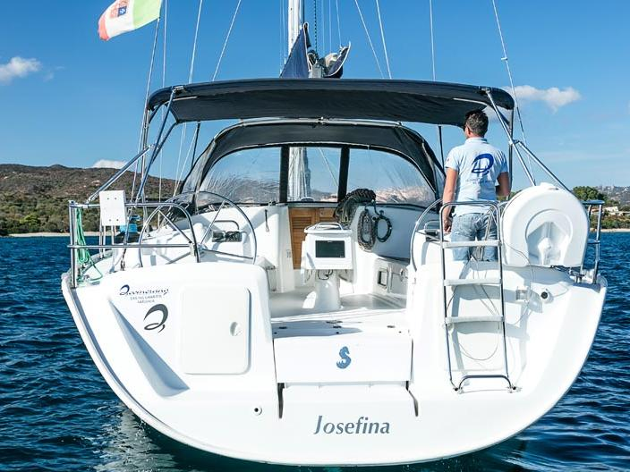 Explore the amazing Portisco, Italy, on a rental sail boat.