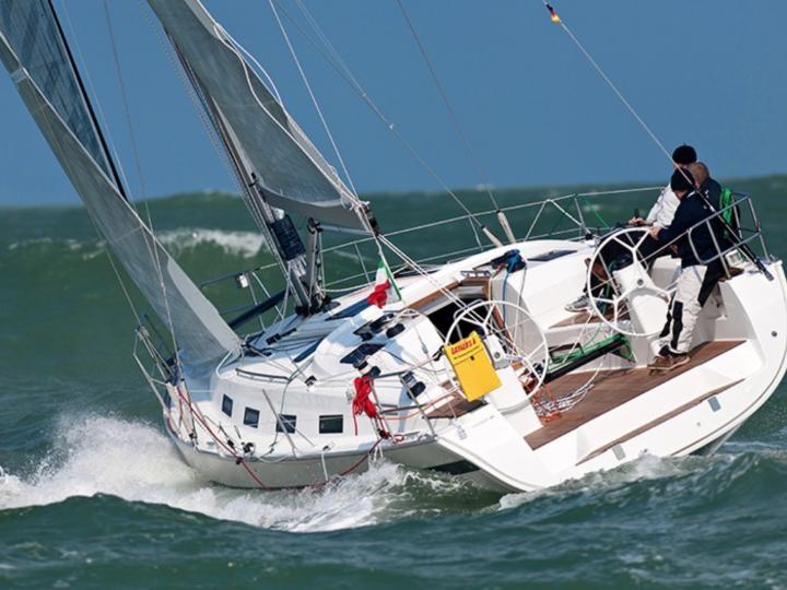 Beautiful sailing boat for rent in Split, Croatia!