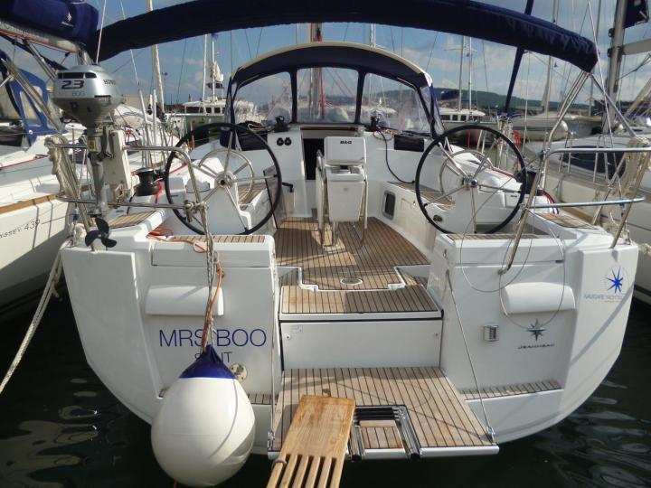 Beautiful & affordable boat for rent in Split, Croatia.