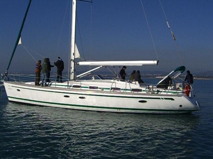 A great boat for rent - discover all Sitges, Spain can offer aboard a sail boat.