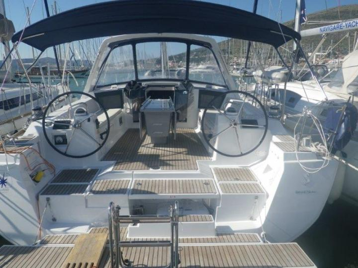 Rent a private boat Jacqueline in Split, Croatia for up to 8 guests.