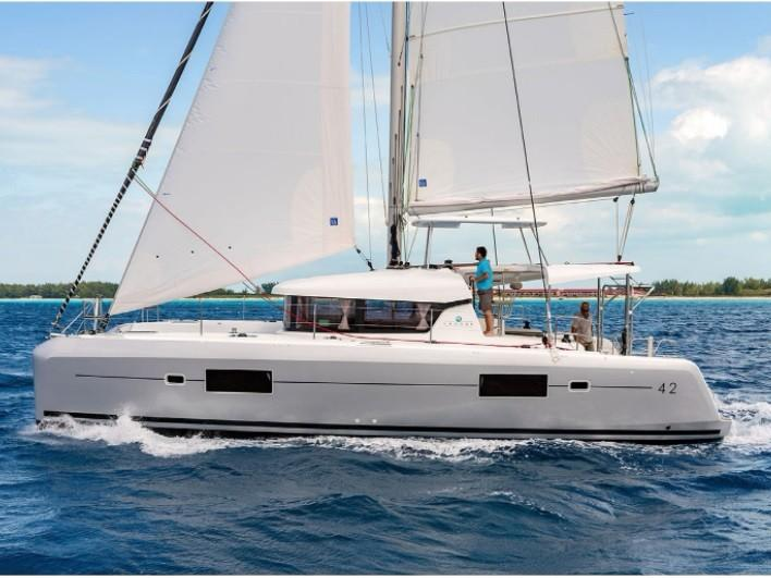 Boat rental & Yacht charter in Antigua, Caribbean Netherlands for up to 8 guests.