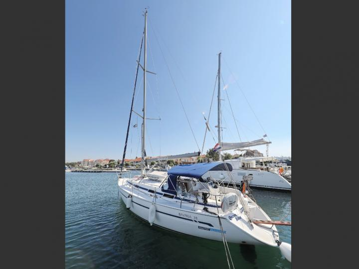 Beautiful sailing boat for rent in Split, Croatia - time for vacation!