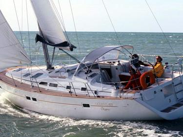 Gaia - a 43ft boat for rent in Marsala, Italy. Enjoy a great yacht charter for 8 guests.