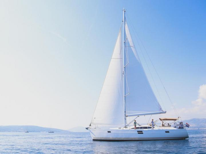 Rent a 50ft, sail boat in Split, Croatia and enjoy a boat trip like never before.
