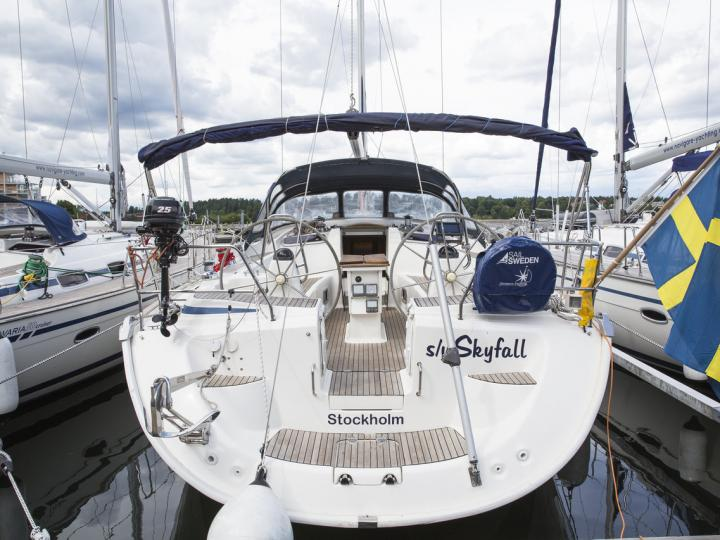 Sail on a beautiful 51ft sail boat in Stockholm, Sweden - the ultimate vacation trip on a yacht charter.