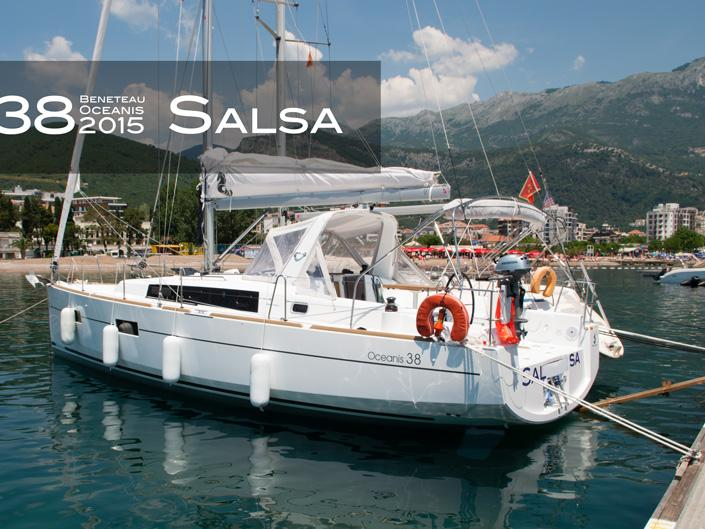 Private yacht for rent in Tivat, Montenegro for up to 6 guests.