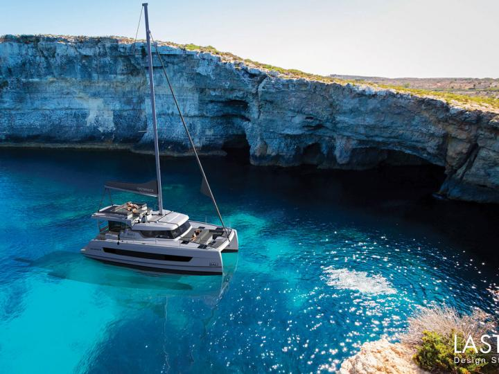 Rent this new catamaran in Split, Croatia and enjoy a yacht charter like never before.