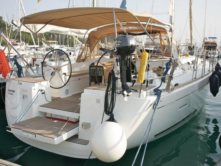 Göcek, Turkey sail boat rental - charter a boat for up to 8 guests.