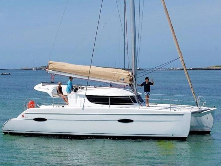 Catamaran for rent in Split, Croatia - book your vacation today!